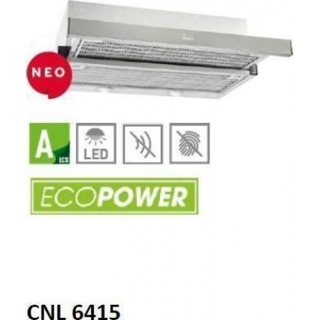 Teka CNL 6415 60cm Inox F.867.SS  LED ECO Εν. Κλάση: Α