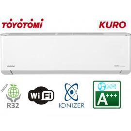 Toyotomi Kuro TKN/TKG-628R32 Κλιματιστικό Inverter 9000 BTU με Ιονιστή και WiFi