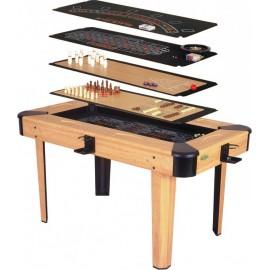 Solex Multi Games Table 96801