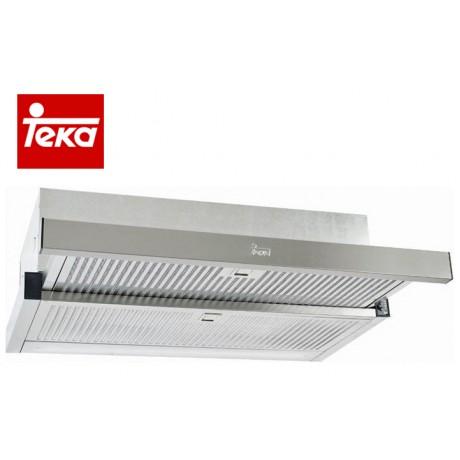 Teka CNL 6415 Plus Inox  60cm  F.869.SS 385 m3/h Ενεργειακή κλάση: A